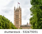 London   Victoria Tower  Palac...