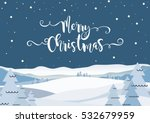 nature landscape background... | Shutterstock .eps vector #532679959