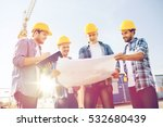 business  building  teamwork... | Shutterstock . vector #532680439