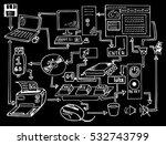 communication and internet...   Shutterstock .eps vector #532743799