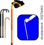 design elements depicting a...   Shutterstock .eps vector #53276461