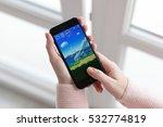 alushta  russia   november 19 ... | Shutterstock . vector #532774819