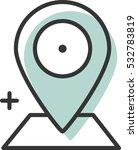 location vector icon