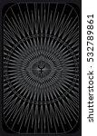 tarot cards   back design. ... | Shutterstock .eps vector #532789861