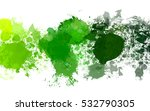 colorful splashed paint... | Shutterstock . vector #532790305