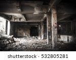 Ukraine  Odessa Area Destroyed...