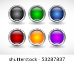 buttons for web   Shutterstock .eps vector #53287837