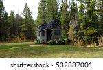 tiny house  | Shutterstock . vector #532887001