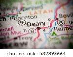 Small photo of Deary. Idaho. USA