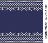 knitted seamless horizontal...