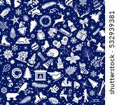 seamless pattern texture... | Shutterstock .eps vector #532939381