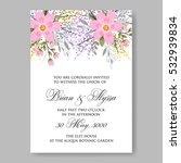 Elegance Wedding Invitation...