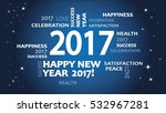new year background. | Shutterstock .eps vector #532967281