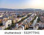 city of yiwu | Shutterstock . vector #532977541