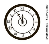clocks face dial watch alarm... | Shutterstock .eps vector #532998289