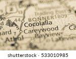cocolalla. idaho. usa   Shutterstock . vector #533010985
