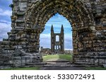 Ruins Of The Cathedral ...