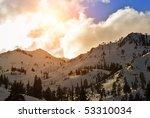 Squaw Valley Ski Resort In Late ...