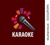 karaoke logo vector | Shutterstock .eps vector #533109394
