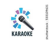 karaoke logo vector | Shutterstock .eps vector #533109631