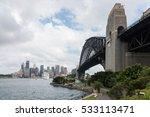 april 12  2016   sydney ... | Shutterstock . vector #533113471