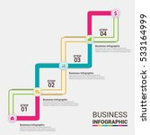 time line infographic. vector...