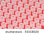 science test tube - stock photo