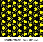 geometric shape abstract vector ... | Shutterstock .eps vector #533184361