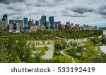 calgary alberta  canada 6 july...   Shutterstock . vector #533192419