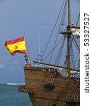 Spanish 17th Century Galleon...