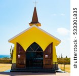 Small photo of Aruba Alto Vista Chapel