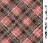tartan seamless vector patterns ... | Shutterstock .eps vector #533303821