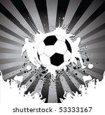 football poster   Shutterstock .eps vector #53333167