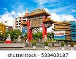 Chinatown  Bangkok   May 15 ...