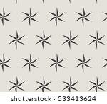 geometric shape abstract vector ... | Shutterstock .eps vector #533413624