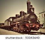 Restored Old Vintage Steam...
