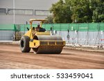 Steamroller Compactor Soil For...