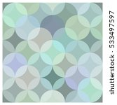 abstract pattern repetitive  ... | Shutterstock .eps vector #533497597