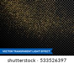 shimmering magic glow of... | Shutterstock .eps vector #533526397
