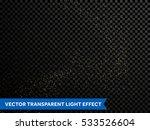 golden confetti glitter...   Shutterstock .eps vector #533526604
