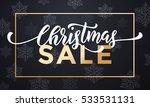 sale background banner.... | Shutterstock .eps vector #533531131