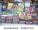 pushkar    india 22 november... | Shutterstock . vector #533617117