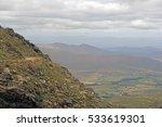 scenic mountain pass road over... | Shutterstock . vector #533619301