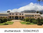 tuynhuys in cape town  south... | Shutterstock . vector #533619415