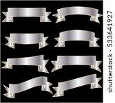 flag anniversary vector | Shutterstock .eps vector #533641927