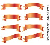 flag anniversary vector   Shutterstock .eps vector #533641951