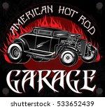 American Hot Rod Garage....