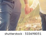 closeup of loving couple... | Shutterstock . vector #533698051