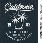 los angeles  california... | Shutterstock .eps vector #533702869