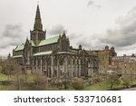 Glasgow St Mungo's Cathedral...